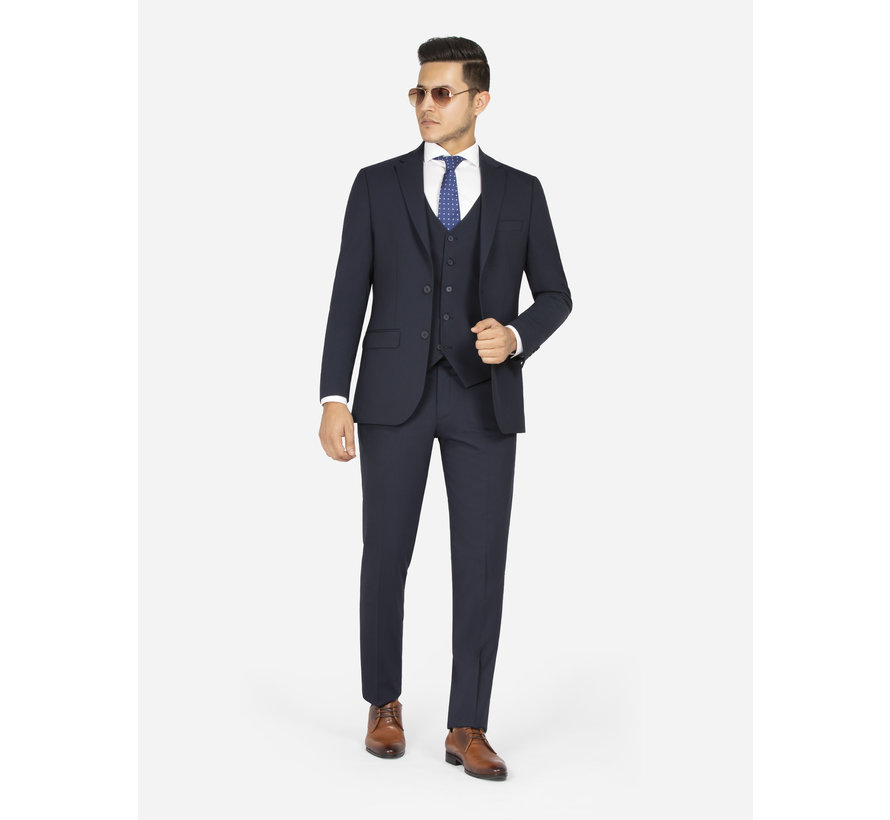 Suit 70057 Evry Navy