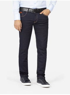 Wam Denim Jeans 72210 Heshel Navy L34