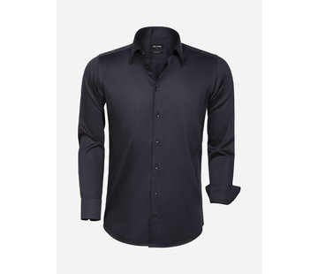 Wam Denim Shirt Long Sleeve 75595 Black