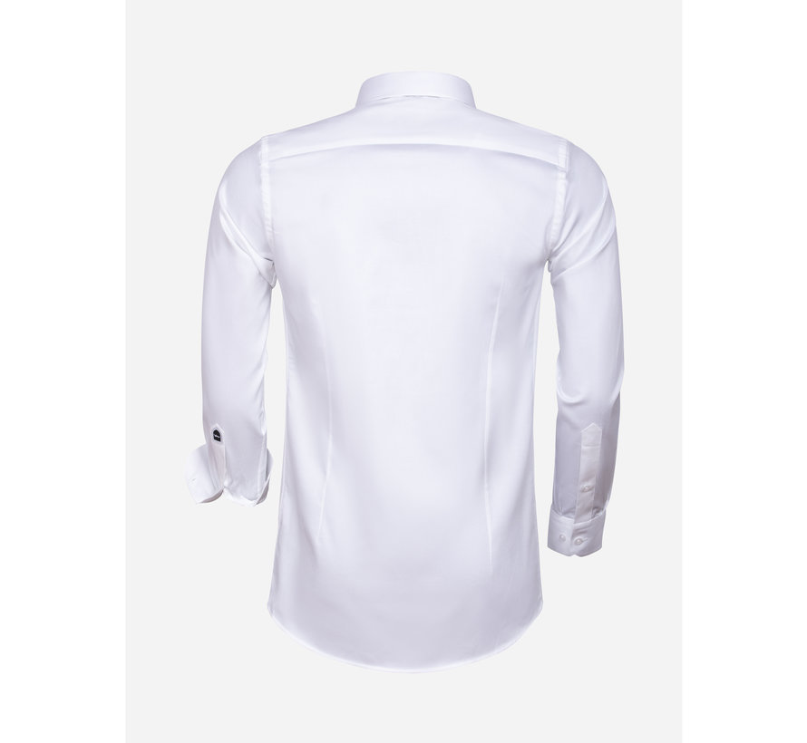 Shirt Long Sleeve 75595 White