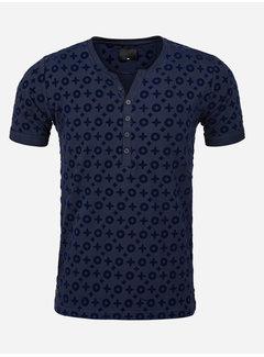 Arya Boy T-shirt Solothurn  Navy