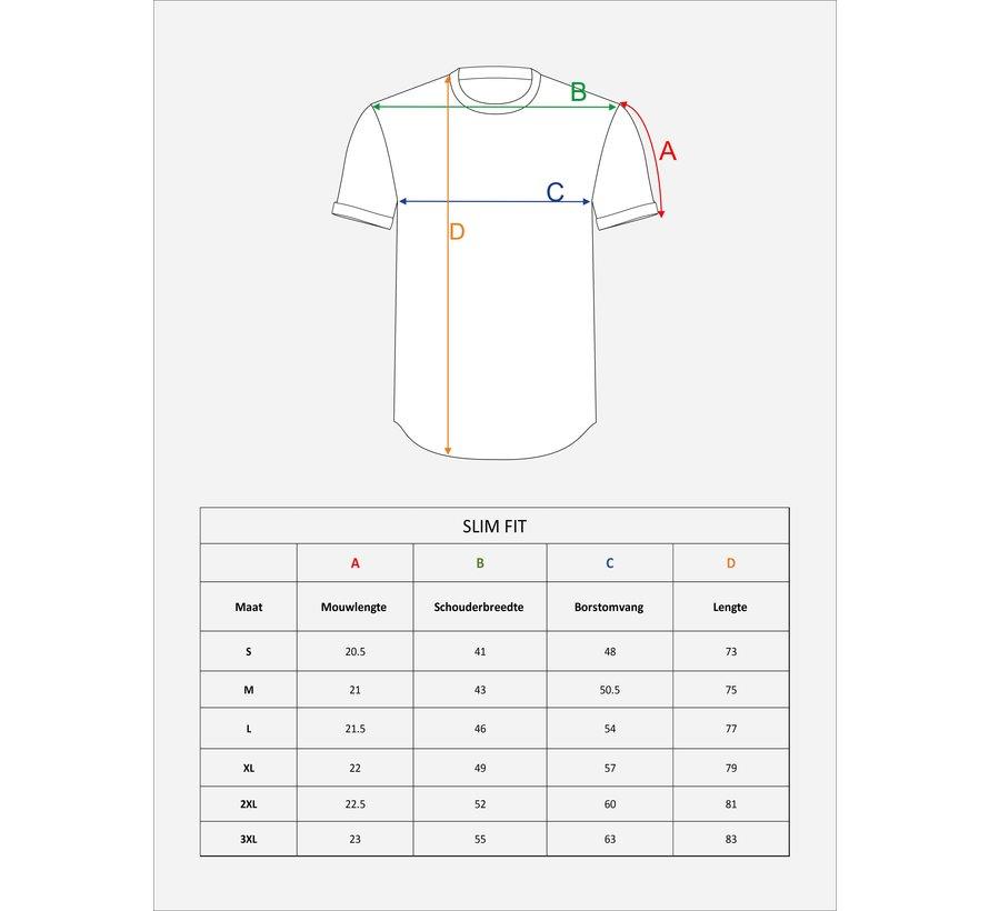 T-Shirt Rorschach Grey