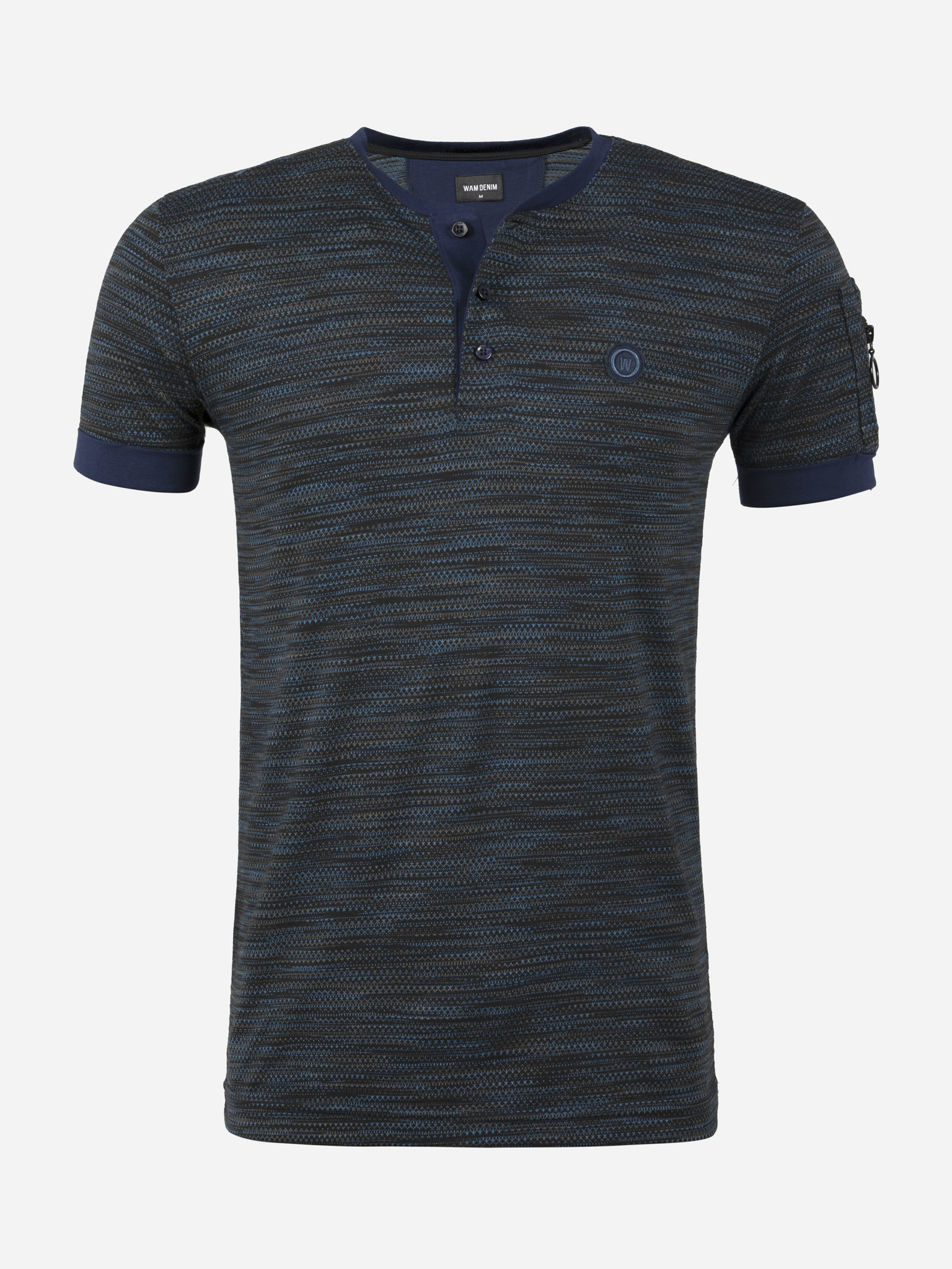 Wam Denim T-Shirt  Maat: 2XL