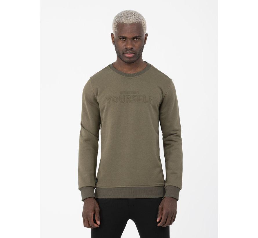 Sweater Lachen Khaki