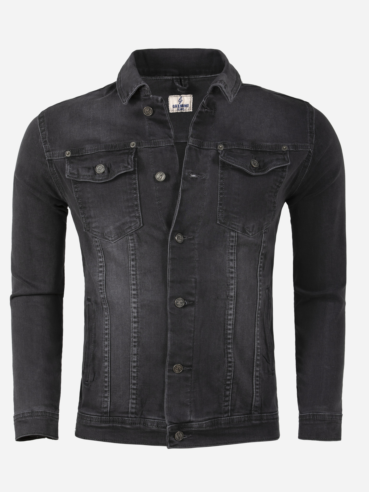 Gaznawi Jacket Aleron Black Maat: XL