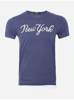 Wam Denim T-Shirt 211 Navy