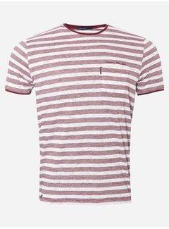 Wam Denim T-Shirt 196 White Red