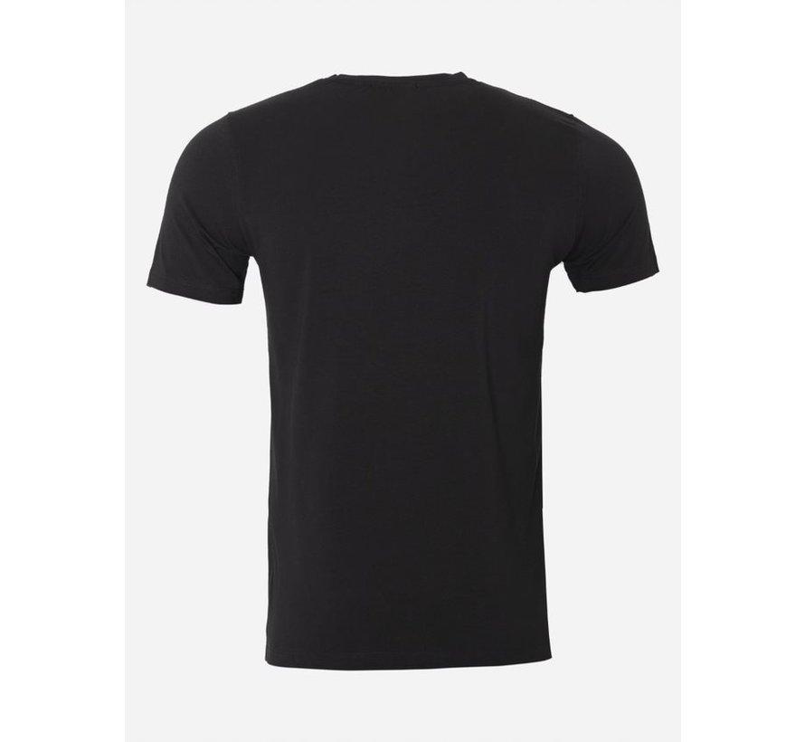T-Shirt 192 Black