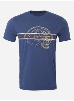 Wam Denim T-Shirt 189 Navy