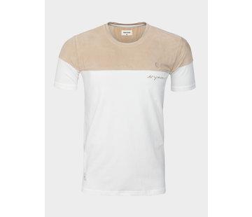 Wam Denim T-Shirt Santa Clarita Off White