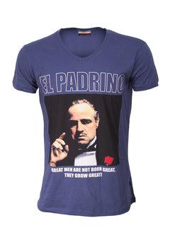 Wam Denim T,Shirt 89221 Indigo