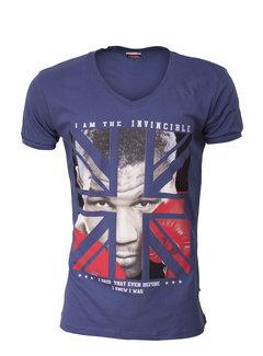 Wam Denim T,Shirt 89220 Indigo