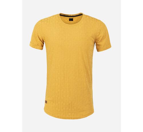 Arya Boy T-Shirt North Charleston  Yellow