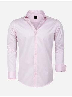 Arya Boy Overhemd Lange Mouw Lagos Pink
