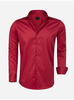 Arya Boy Shirt Long Sleeve Lagos Red