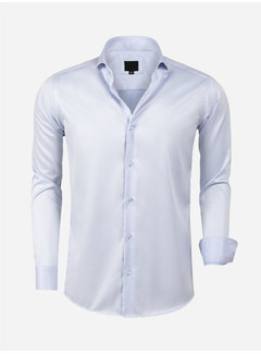 Arya Boy Shirt Long Sleeve Lagos Light Blue