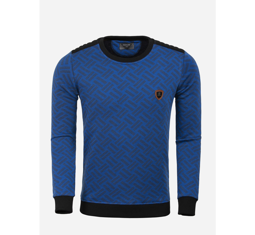 Sweater 66089 Royal Blue