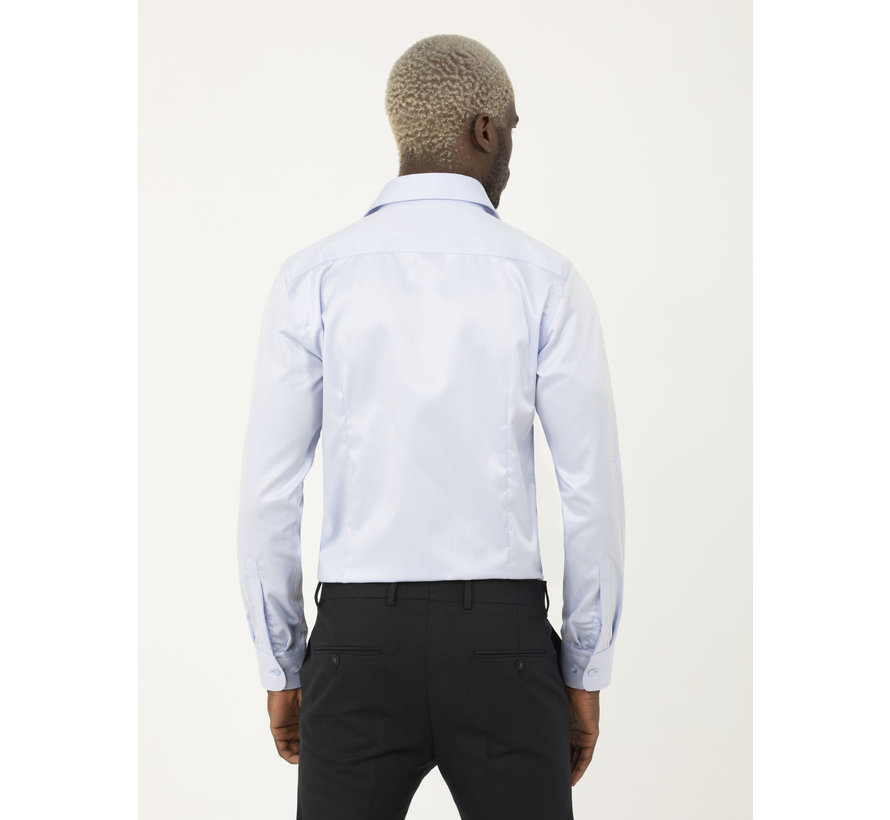 Overhemd Lange Mouw Lagos L.Blue