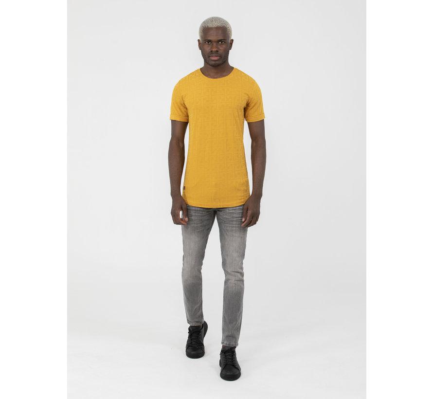 T-Shirt North Charleston  Yellow
