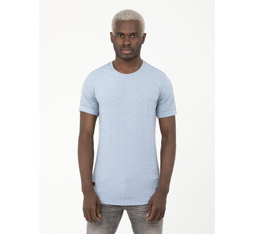 T-Shirt North Charleston Blue