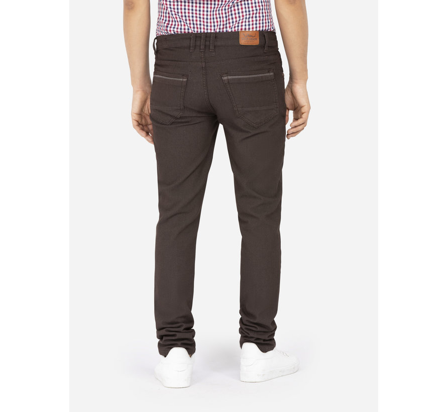 Jeans 72038 Brown L30