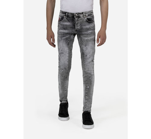 Arya Boy Jeans 2516A Light Grey