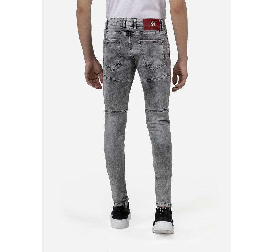 Jeans 2516A Light Grey