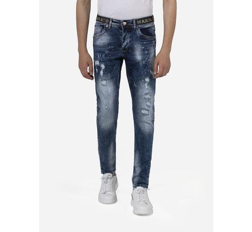 Arya Boy Jeans 2507 Light Navy