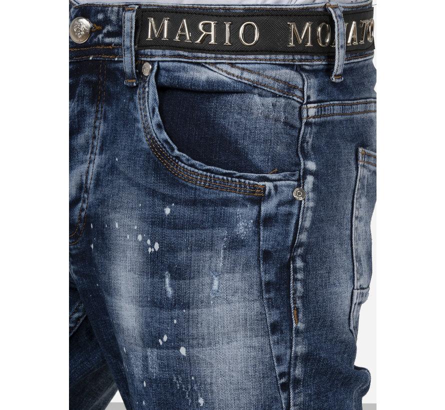 Jeans 2507 Light Navy