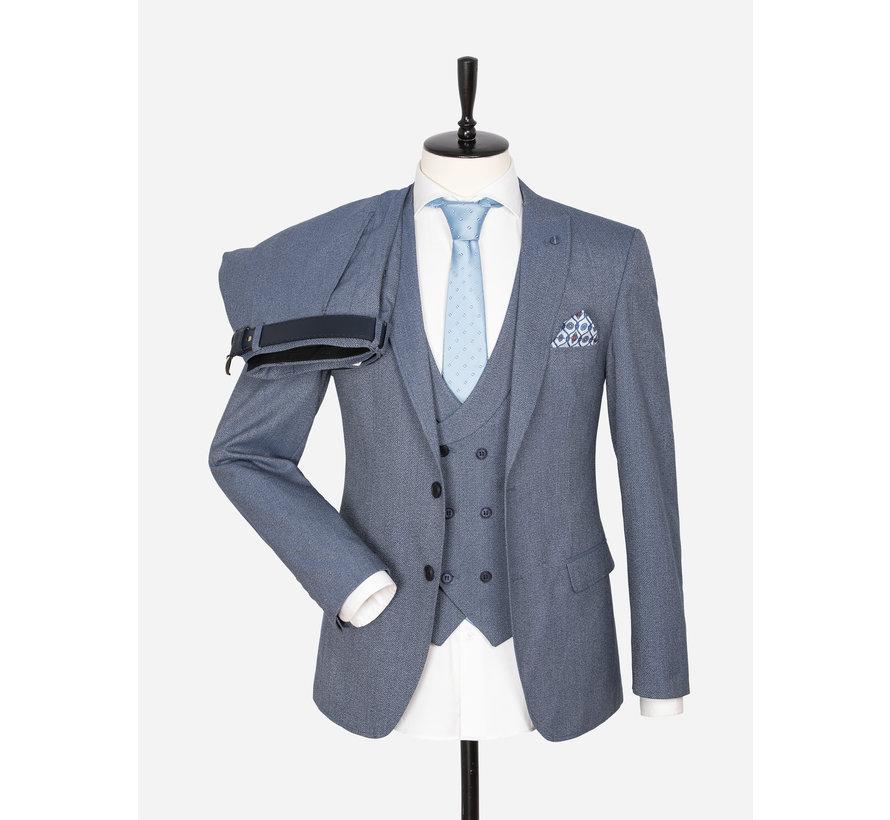 Kostuum 60006 Blue