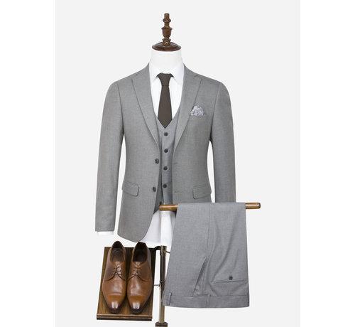 Wam Denim Pantalon  70059 Ussel Grey