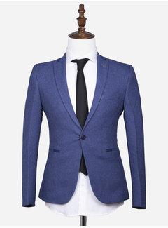 Black Fox Jacket  94036 Blue