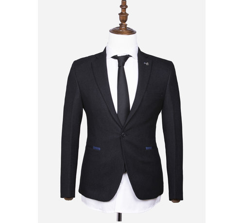 Black Fox Jacket  94036 Black