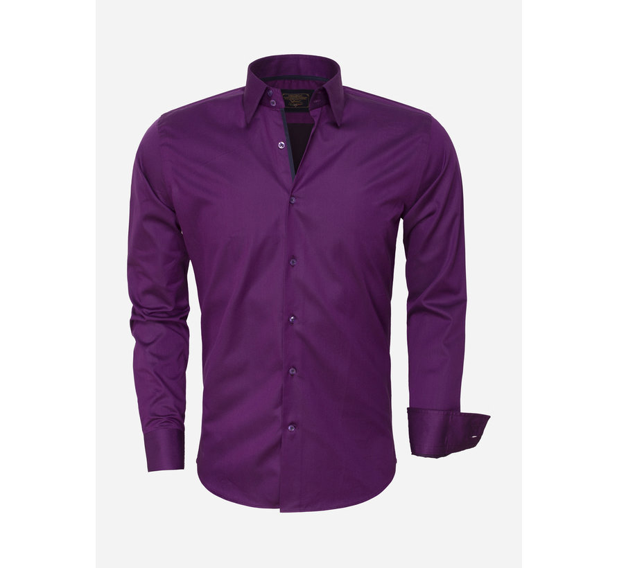 Overhemd 75420 Purple