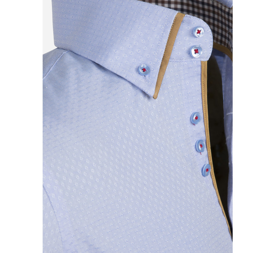 Overhemd Lange Mouw 85291 Estremoz Blue