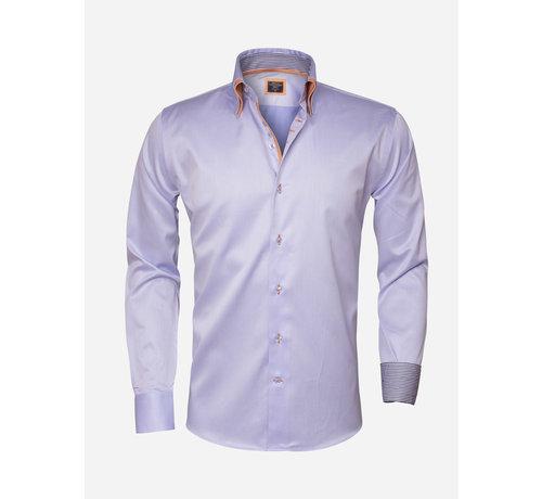 Wam Denim Overhemd Lange Mouw 75243 Light Blue