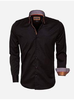 Wam Denim Shirt Long Sleeve 59004 Black