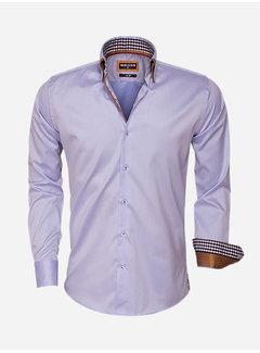 Wam Denim Overhemd Lange Mouw 59004 Light Blue