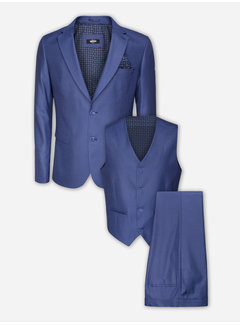 Wam Denim Suit 70008 Navy Indigo