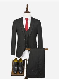 Wam Denim Pantalon 70059 Ussel Black