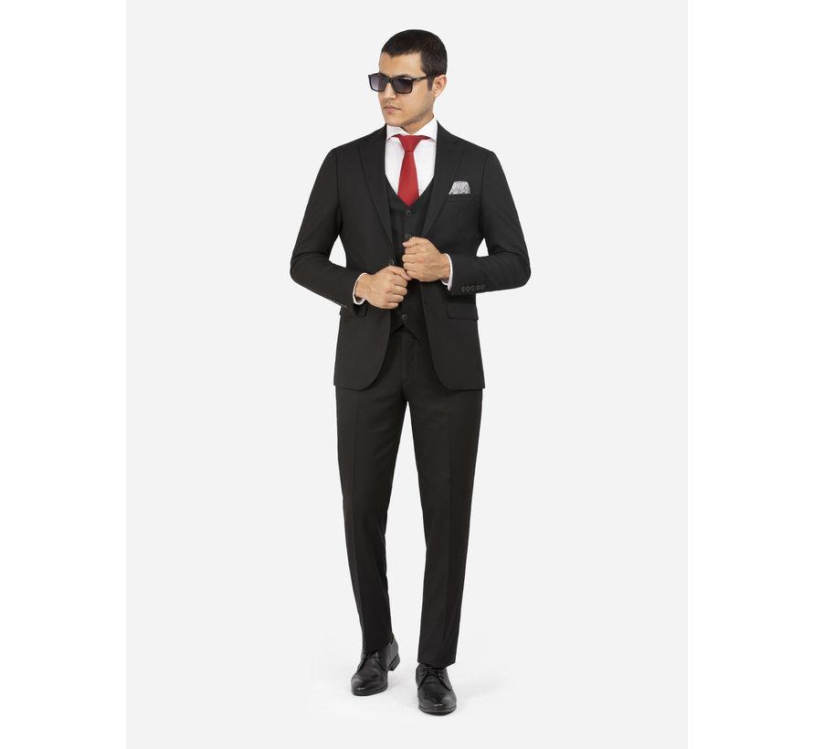 Pantalon 70059 Ussel Black