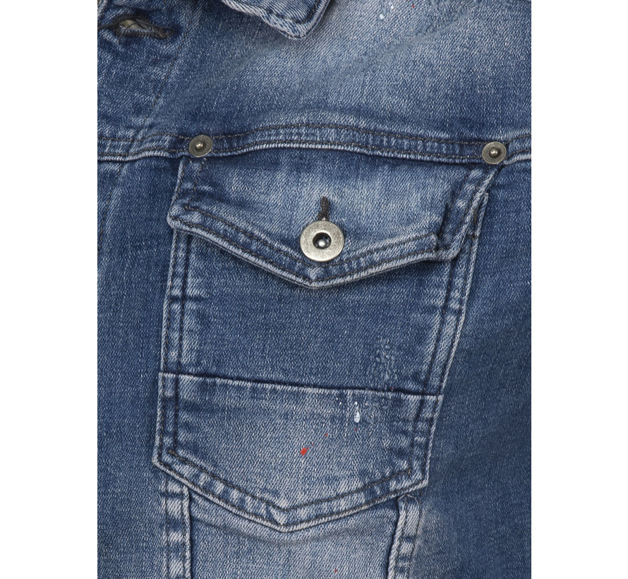 Jacket Sage Blue