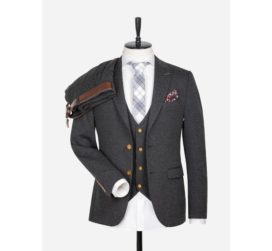 Jacket 70041 Crotone Black Anthracite