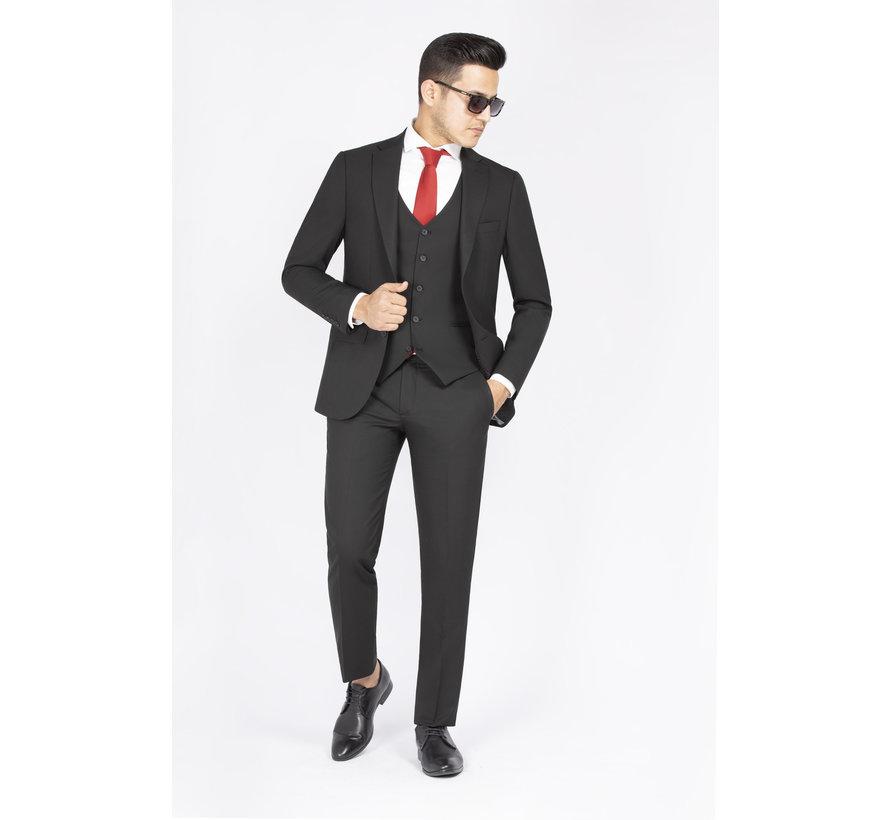 Pantalon  70057 Evry Black