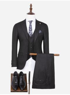 Wam Denim Suit 70047 Black