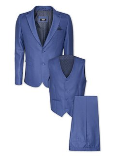 Wam Denim Kostuum 70010 Blue