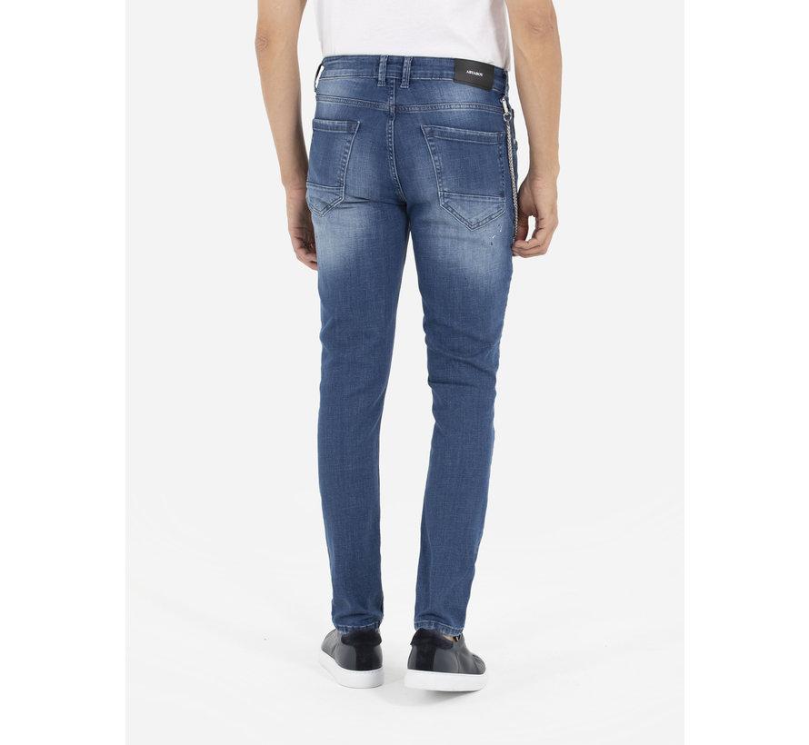 Jeans Femand Blue