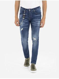 Arya Boy Jeans Harbin Blue