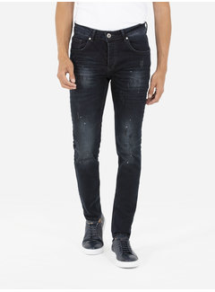 Arya Boy Jeans Lamar Blue Black