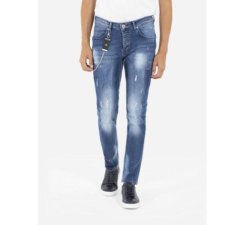 Arya Boy Jeans Andre Light Blue